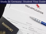 Study In Germany Student Visa Guide For International Students
