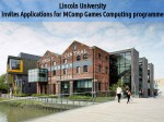 Lincoln Univ Invites Applications For Mcomp Games Computing Programme