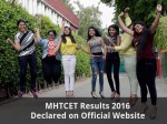 Mhtcet Results 2016 Declared On Official Website