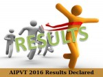 All India Pre Veterinary Test Aipvt 2016 Results Declared