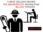 Aspiring A Career In Architecture 5 Best Selling Books Under Rs