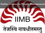 Iim Bangalore Offers Online Course On People Management