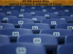 Iit Jee Josaa 2016 Salient Features And Schedule Of Events