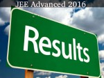 Jee Advanced 2016 Results Declared