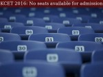 Kcet 2016 Seat Allotment Process No Seats Available Admissi