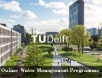Tu Delft Offers Online Water Management Programme