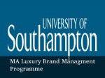 Study Ma Luxury Brand Management At University Southampton