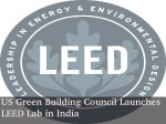 Us Green Building Council Launches Leed Lab India