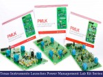 Texas Instruments Launches Power Management Lab Kit Series