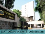 Indian Institute Of Foreign Trade Offers Mba Ib Admissions