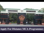 Last Day To Apply For Distance Mca Programmes At Andhra University