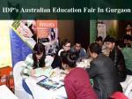 Idp Education Organises Australian Education Fair In Gurgaon