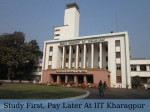 Study First Pay Later At Iit Kharagpur New Scheme To Raise Funds