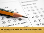 Ts Eamcet Ii 2016 Re Examination To Be Held On September