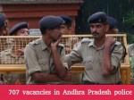 Vacancies Sub Inspector Deputy Jailer Andhra Pradesh