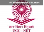 Ugc Net Be Conducted On 22 January