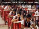 Cbse Plans Big Change In 2018 Class 10 Board Exam Pattern