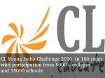 Cl Young India Challenge 2016 Be Held 100 Cities