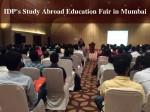 Idp Education To Organize Study Abroad Education Fair In Mumbai