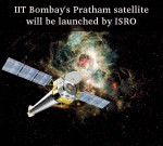 Iit Bombay S Pratham Satellite Will Be Launched Isro