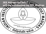 Jee Advanced 2017 Will Be Conducted By Iit Madras