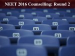 Neet 2016 2nd Round Counselling Seat Allotment Released