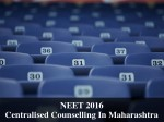 Neet 2016 Sc Orders Centralised Counselling In Maharashtra