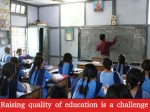 Raising Education Quality Challenge Hrd Minister