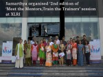 Samarthya S Meet The Mentors Train The Trainers Session At Xlri