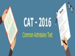 Cat 2016 Admit Card Be Released Today