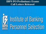 Ibps Po Mt Vi 2016 Admit Cards Call Letters Available For Download