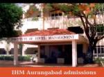 Ihm Aurangabad Invites Applications