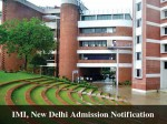 Imi New Delhi Offers Admissions To Pgdm Programme