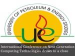 International Conference On Next Generation Computing Technologies