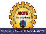 Aicte Skill Development Ministry Must Unite Rudy