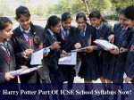 Icse Schools To Teach Harry Potter Tintin Hobbit As Part Of Syllbus