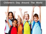 Children S Day Around The World