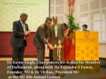 Niit Univ Highlights Dimensions Of Peace At The Eighth Annual Lecture
