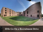 Iim Go On Recruitment Drive