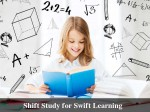 Shift Study Swift Learning