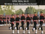 Upsc Nda Na Ii Written Exam 2016 Results Declared Check Now