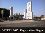 Viteee 2017 Registrations Begin Apply Now