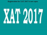 Registration Begins Xat 2017 Exam