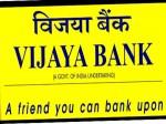 Vijaya Bank Is Hiring Managers Apply Now