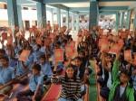 Samsung India Partners Government Of Karnataka School Kit Programme