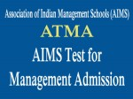 Atma 2017 Aims Exam Mba Pgdm Schedule Released