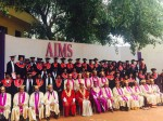 Graduation Day And Farewell Program Held At Aims