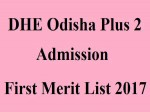 Odisha Dhe Plus 2 Merit List For Admission Released Check Now