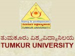 Tumkur University Pg Admissions Open Apply Now