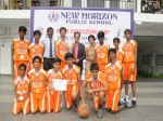 New Horizon Cup State Level Inter School Basketball And Volleyball Tournament